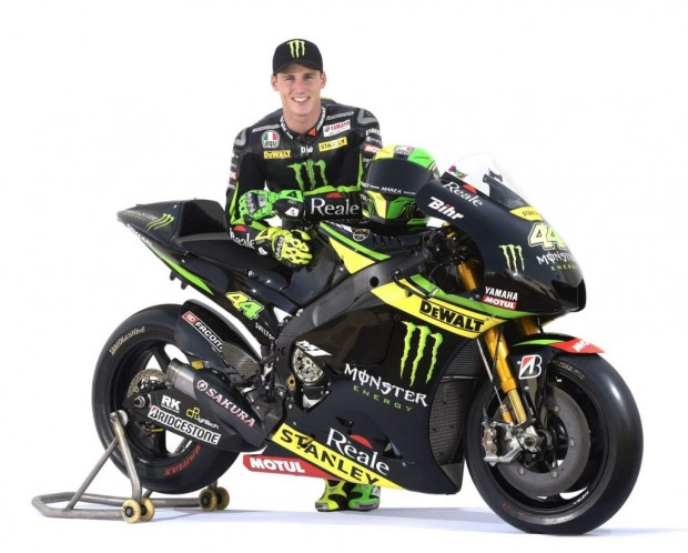 Monster Yamaha Tech3 2015