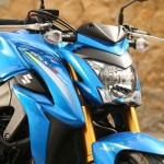 Suzuki GSX S 1000 ABS Test 2015