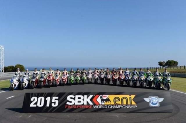 SBK Thailand 2015 Superpole Jonathan Rea Repeats