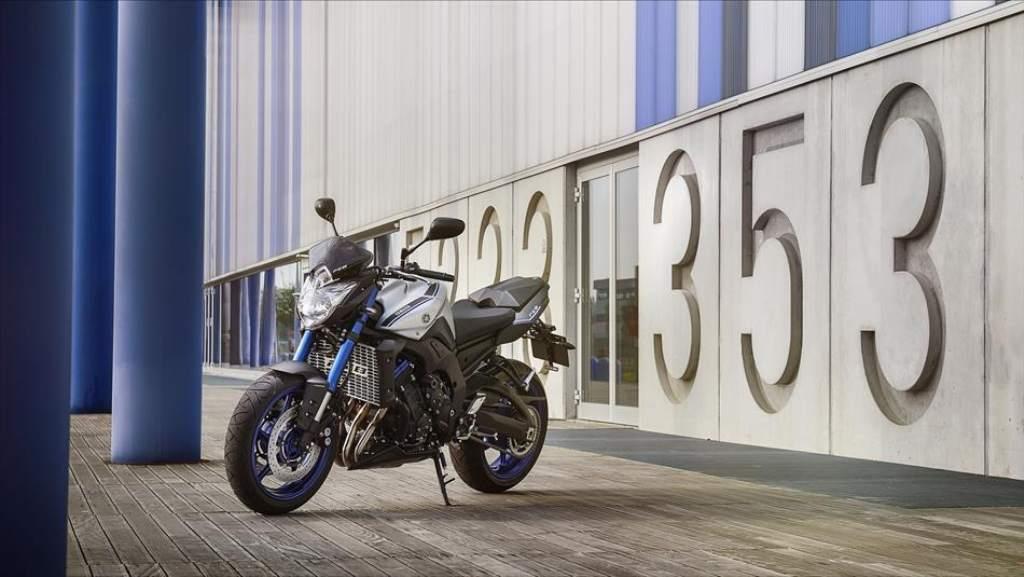 Yamaha Motorcycles FZ8 ABS 2015