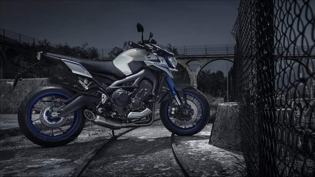 Yamaha Motorcycles Wild Version 2015 MT-09