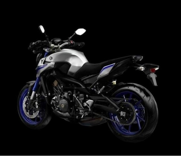 Yamaha Motorcycles Street Rally 2015 MT-09