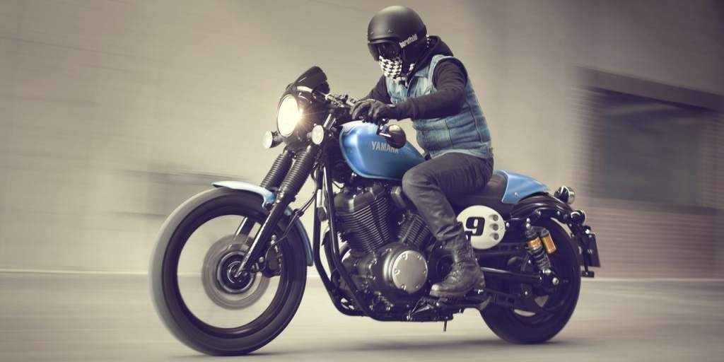 Yamaha Motorcycles XV950 Racer Star Bolt 2015