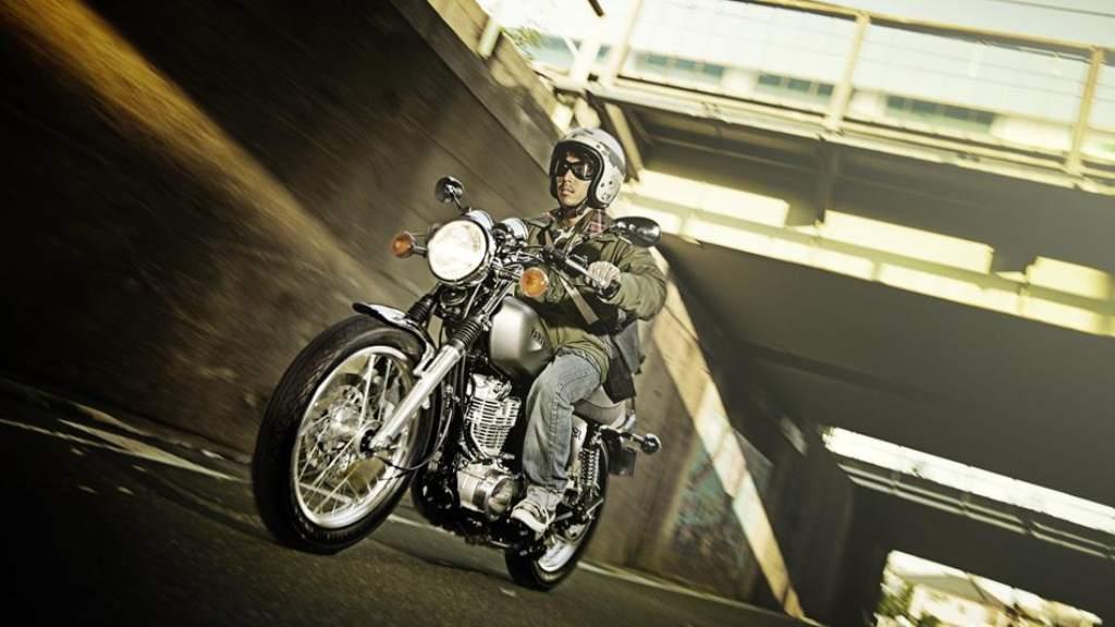 2015 Yamaha Motorcycles SR400