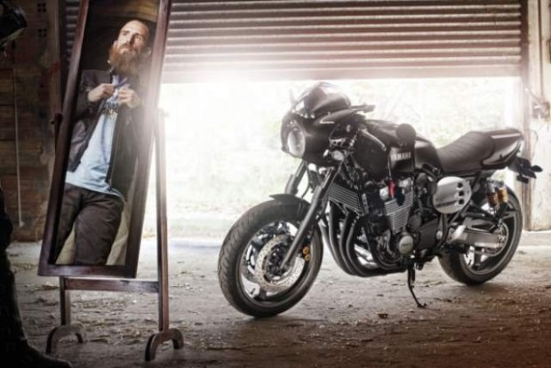 Yamaha Unveils Tariffs XJR1300 Racer and YZF-R3