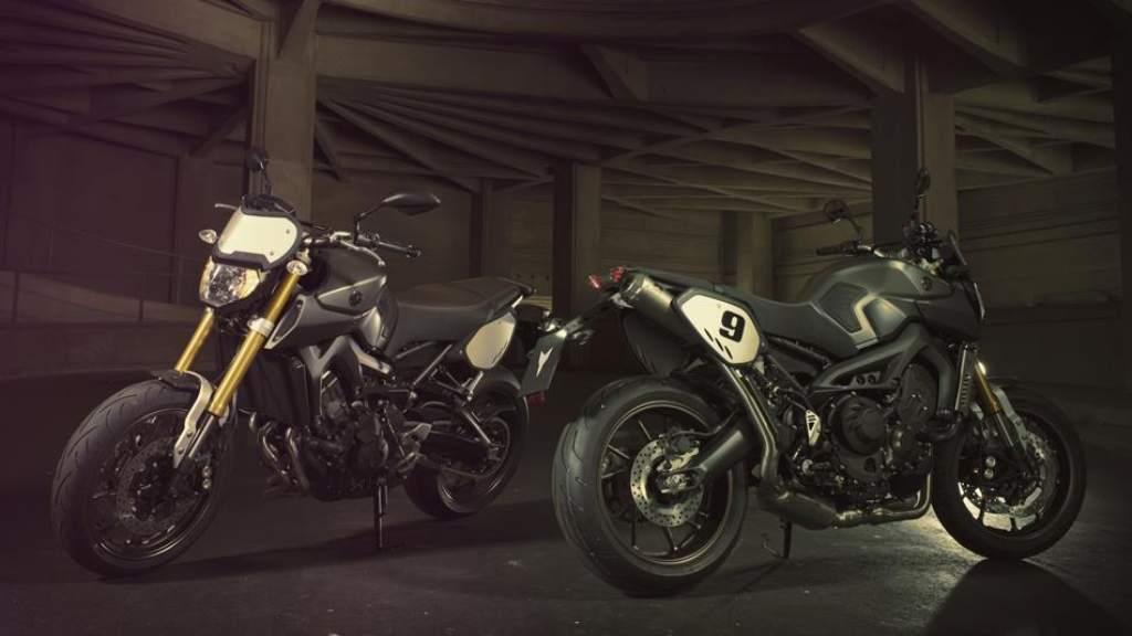 Yamaha Motorcycles MT-09 Sports Tracker Dark Side Spirit