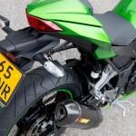 Kawasaki Z300- Z800 Test as Mini in Everyone Approach