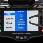 Ducati Multistrada 1200 S 2015 Test as sporty and Comfort Review technometer
