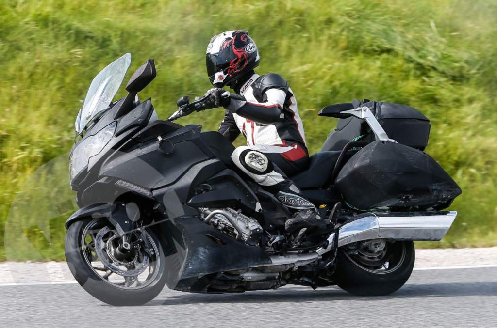 BMW K1600 GTL Offers Bagger Look 2016 for America