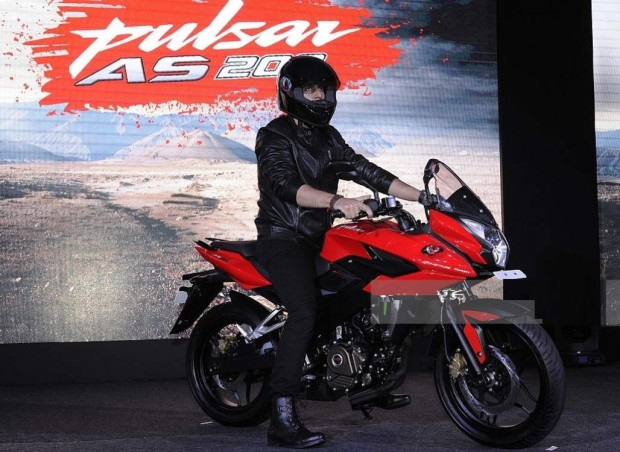 Bajaj Auto Launches new Adventure Sports Pulsar Motorcycles