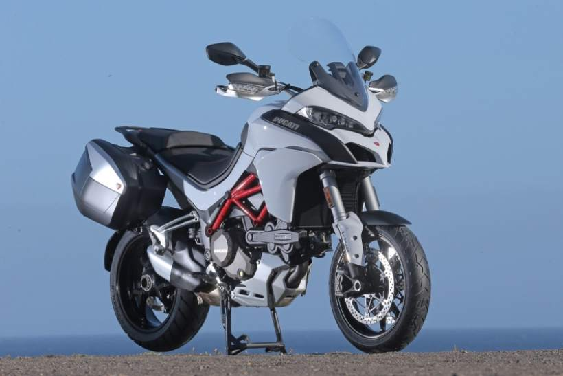 Ducati Multistrada 1200 S Italian Travel Test