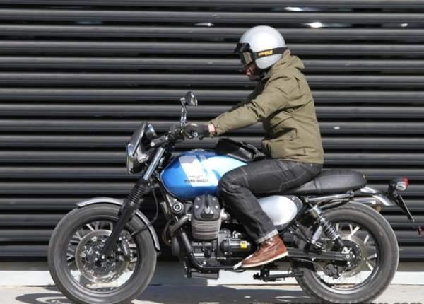 Guzzi V7II Scrambler V7II Moto Guzzi