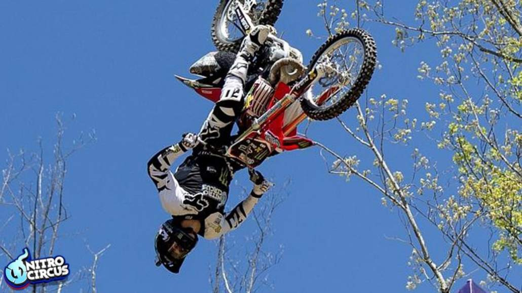 Josh Sheehan Makes a Triple Backflip in History of FMX