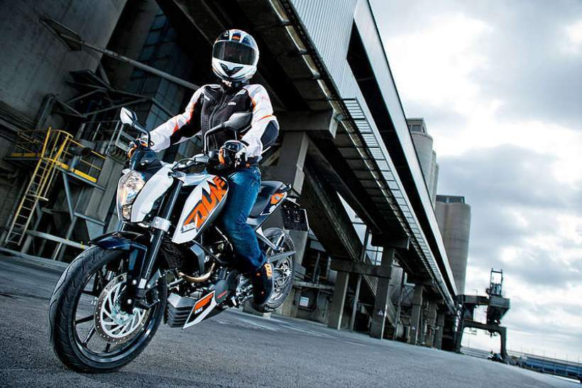 KTM Duke 125 ABS 2015 Specifications