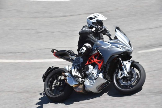 MV Agusta Turismo Veloce 800 Review 2015
