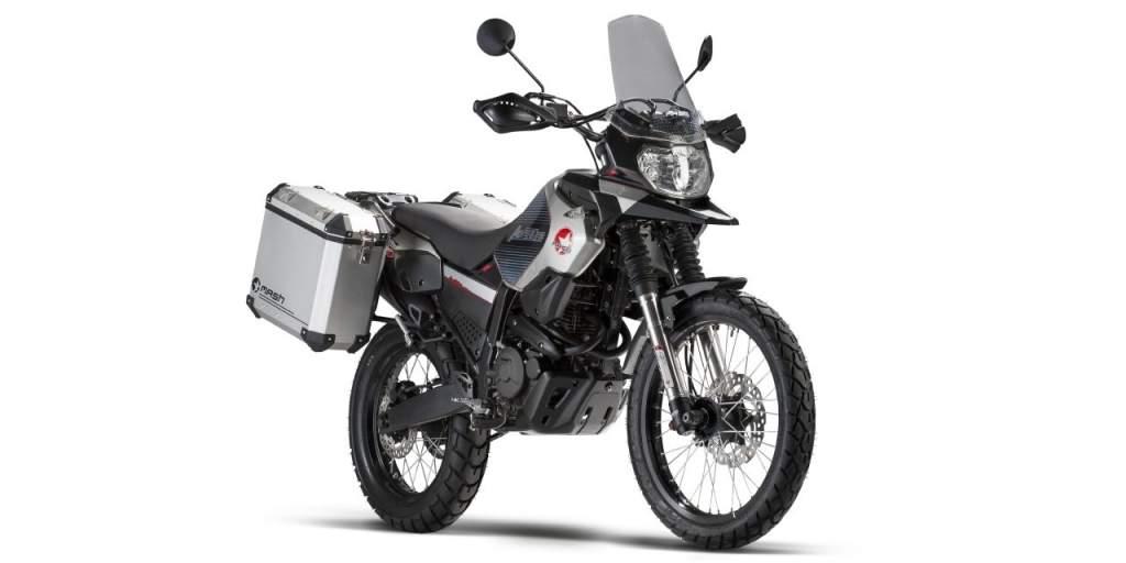 Mash Adventure 400 Motorcycles 2015