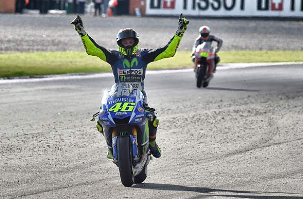 MotoGP Argentina Valentino Victory and Reactions of Drivers