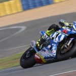 Kawasaki SRC #11 On Provisional Pole in 24 h Motorcycles Q1 2015