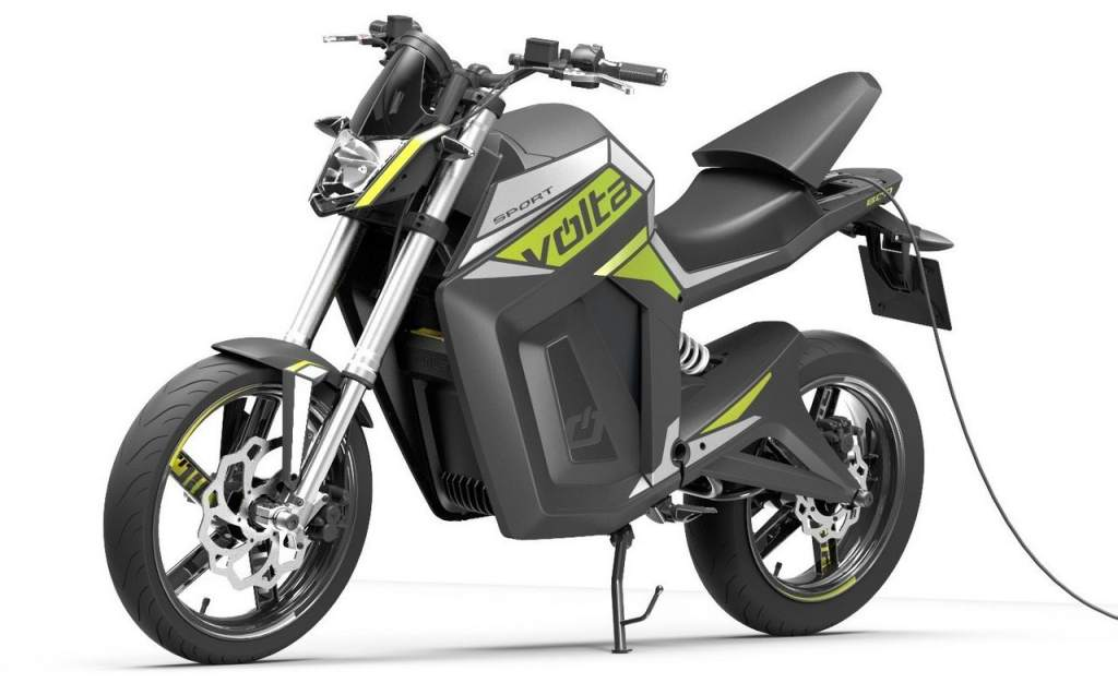 Volta BCN Electric Bike-Volta Motorcycle 2015