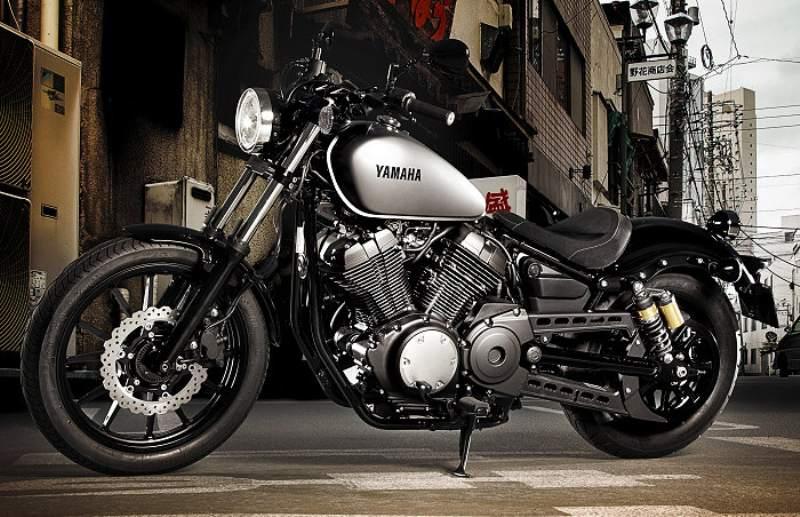 Yamaha XV 950 Bolt 2015 Preface by Style