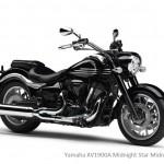 Yamaha XV1900A Midnight Star American Cruiser