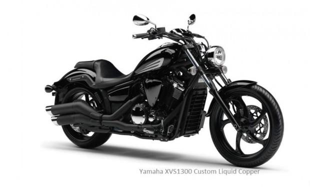 Yamaha XVS1300 Custom Specifications