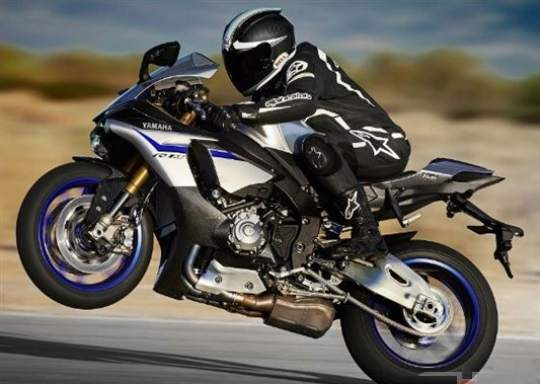 2016 Yamaha YZF-R1M Recall Affected by Ohlins