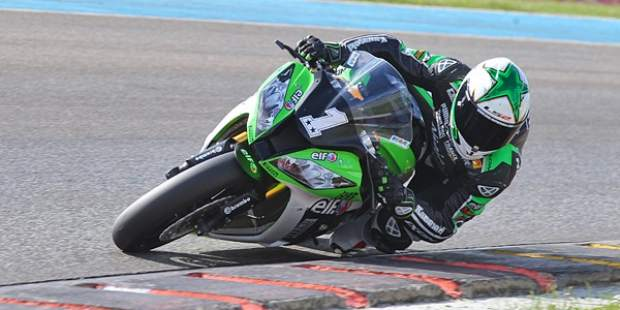 FSBK at Nogaro Full Marks for Leblanc