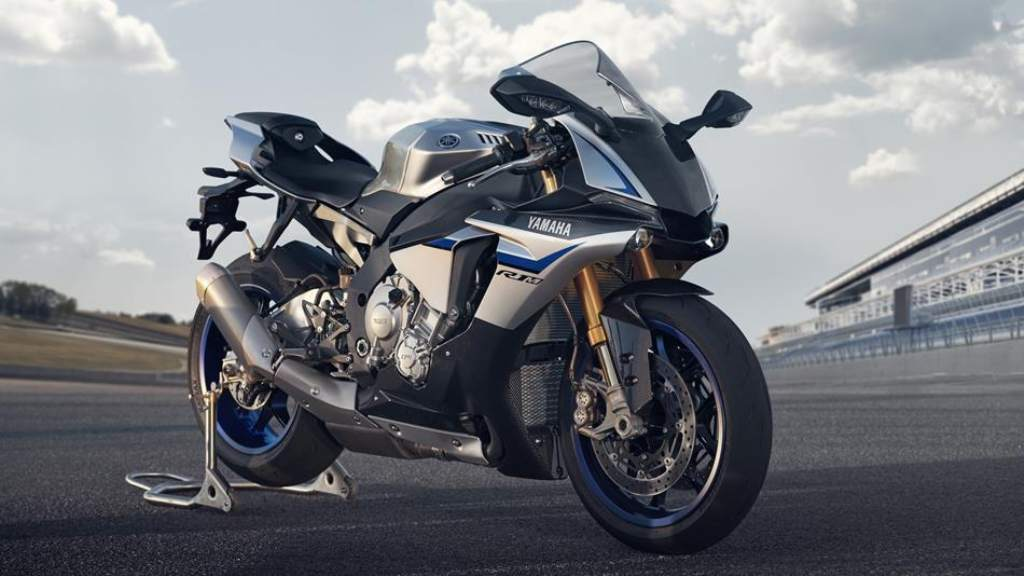 Yamaha YZF-R1M Sold in European