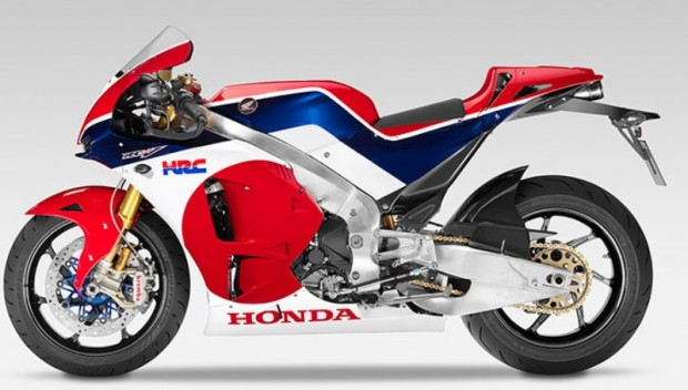2015 Honda RC213VS look