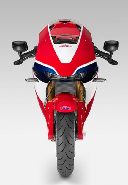 2015 Honda RC213VS front look