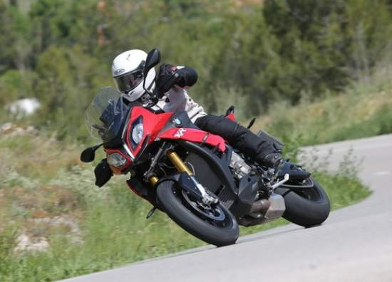 BMW S1000XR Sporty Tourism Review