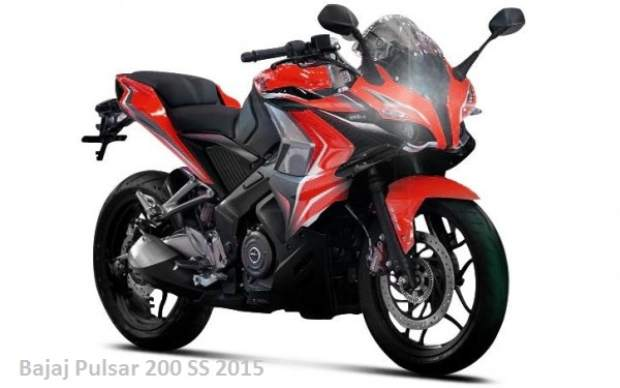 Bajaj Pulsar 200 SS 2015 World Best Motorcycles