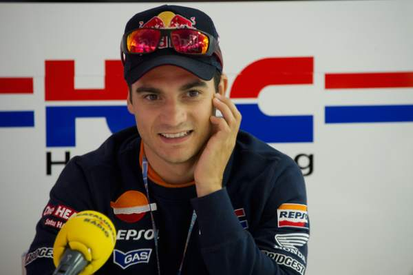 GP Dani Pedrosa back at Le Mans