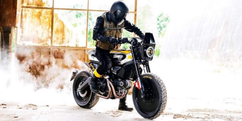Ducati Scrambler SC-Rumble 2016