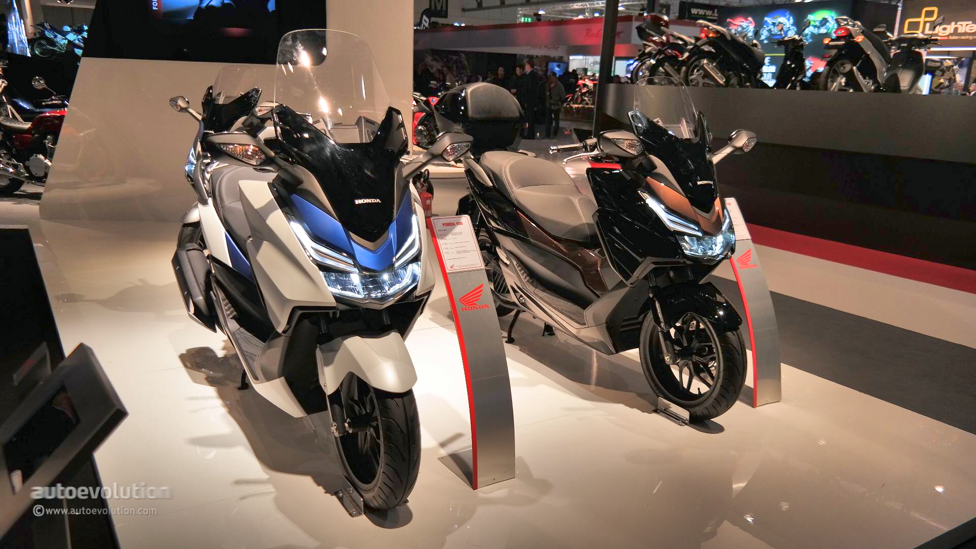 Honda Forza 125 2015 Best Scooter in the World