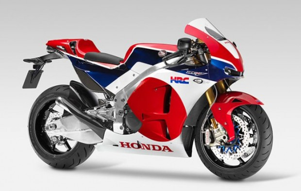 2015 Honda RC213VS side look