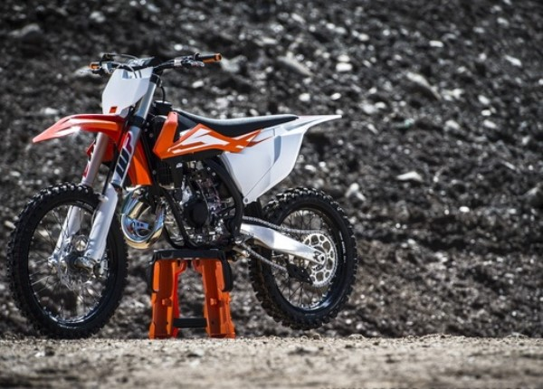 Ktm 125 Sx Test 2016 And Reviews As Small
