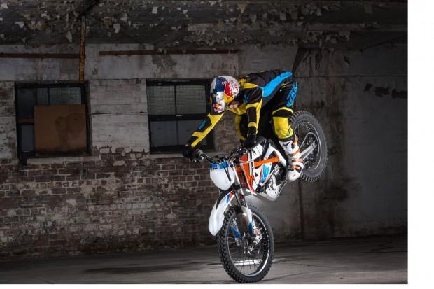 KTM Freeride E-SM Electric Super Motorcycle