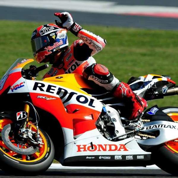 MotoGP 2015 Le Mans Qualifications Marquez Still Moving