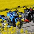 Suzuki GSX-S 1000 vs Kawasaki Z1000 Comparison 2015