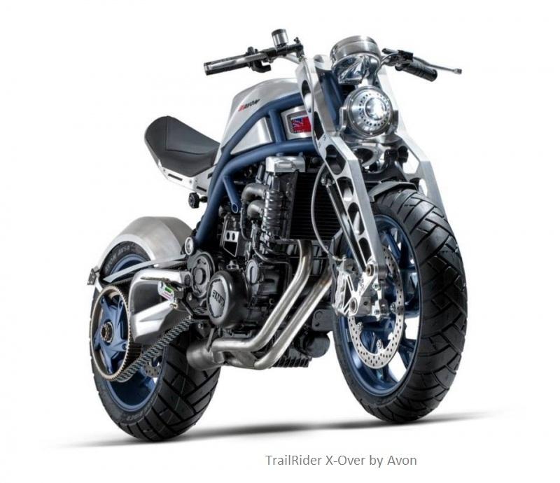 Trail Rider X-Over Bike by Avon