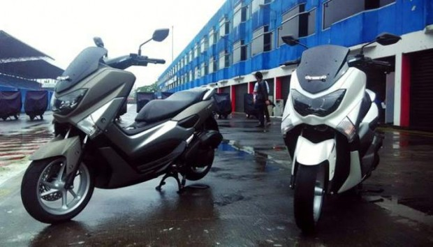 Yamaha N-Max 2015 Best Scooter in the World