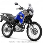 2016 Yamaha Tenere 250 Blueflex Motorcycles