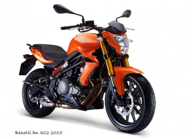 Benelli BN302 Motorcycles 2014-15