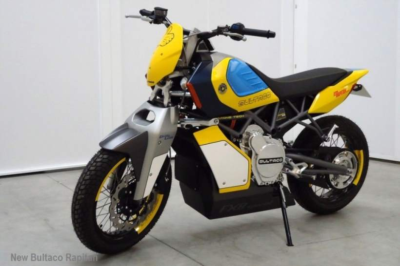 New Bultaco Rapitan Launching in July 2015