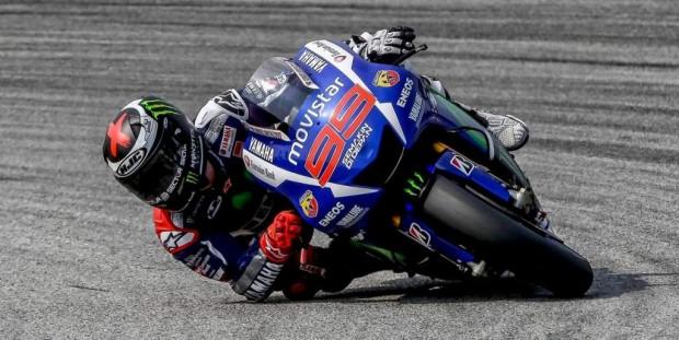 MotoGP Jerez 2015 free: Jorge Lorenzo React