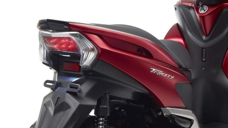Yamaha Tricity 2015 Scooter or Motorcycles?