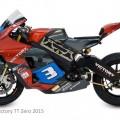 Victory will participate in the Isle of Man TT Zero 2015