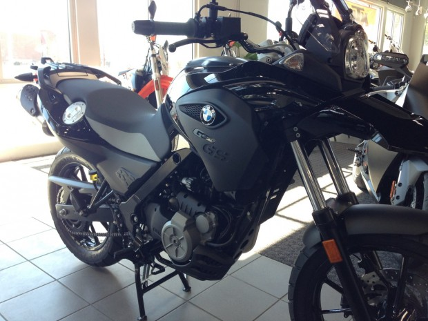 BMW G 650 GS World's Best Motorcycles 2015